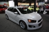 Chevrolet Sonic LTZ Turbo
