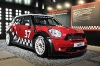 MINI JCW Rally Car