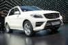 Mercedes-Benz ML Serisi