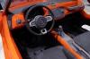 VW Buggy kokpit