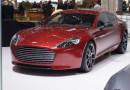 Aston Martin Rapide S VIDEO