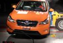Subaru XV'e Euro NCAP'ten 5 yıldız