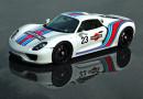 Porsche ve Martini yeniden bir arada