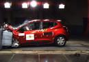 Yeni Clio'ya EuroNCAP'ten 5 yıldız