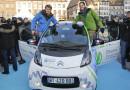 Elektrikli Citroën C Zero dünya turunu tamamladı