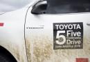 Toyota 5 Kıta Sürüşleri'nin Avrupa ayağı başladı