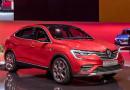 Renault Arkana tanıtıldı