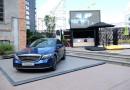 Mercedes pop-uplarla İstanbul'u dolaşıyor