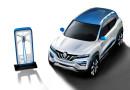 Renault Grubu yeni elektrikli araçlarını tanıtıyor