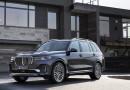 BMW X7 yola iniyor