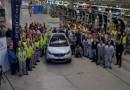 Mulhouse'ta bir milyonuncu Peugeot 2008 üretildi