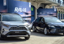 Yeni Camry Hybrid ve Yeni RAV4 Hybrid Türkiye'de
