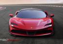 Ferrari de safkan elektriğe geçti