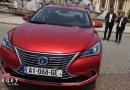 Gürcistan'ın elektrikli otomobili hazır