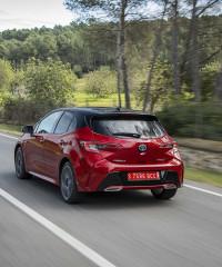 Corolla Hatchback satışa sunuluyor