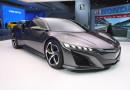 VIDEO Acura NSX Concept