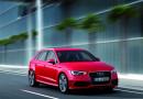 Audi A3 Sportback bayilerde