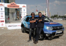 Dacia Duster, Saffet Üçüncü ile zorlu Transanatolia parkurunda