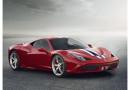 Ferrari 458 Speciale tanıtılıyor
