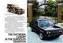 Fiat Amerika'ya ilk gittiğinde…