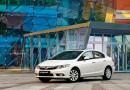 Honda Civic Sedan'ı şimdi al, Nisan'da öde