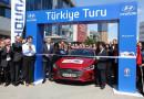 Hyundai Türkiye turu başladı