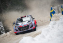 i20 WRC podyuma çıktı