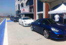 Bir Porsche günüydü İstanbul Park'ta