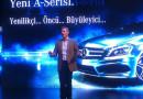 Yeni Mercedes-Benz A-Serisi 22 Ekim'de piyasada