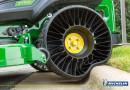 Michelin havasız lastik üretti