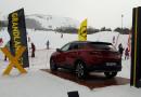 Opel'den kayak merkezlerinde kış aktiviteleri