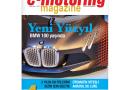 e-motoring magazine 4. Yıl Özel Sayısı yayında