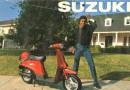 Suzuki reklamında Michael Jackson