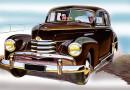 Eski Opel'in esrarı