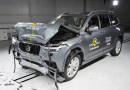 Volvo XC90 EURONCAP 2015'de sınıfının en iyisi