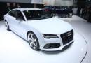 Audi'nin en dinamik özellikleri RS 7 Sportback'te