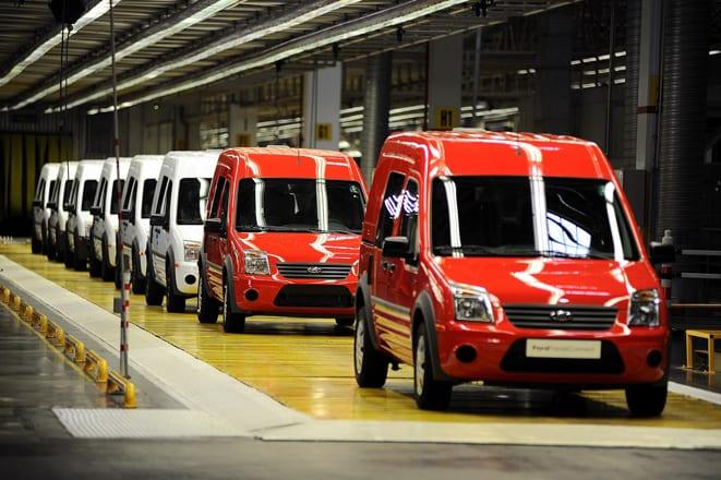 Ford Otosan istikrarla yükseliyor