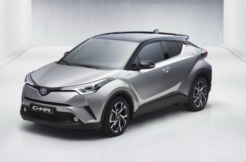 İşte Toyota C-HR