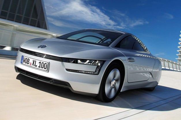 Volkswagen-xl1 www.e-motoring.com