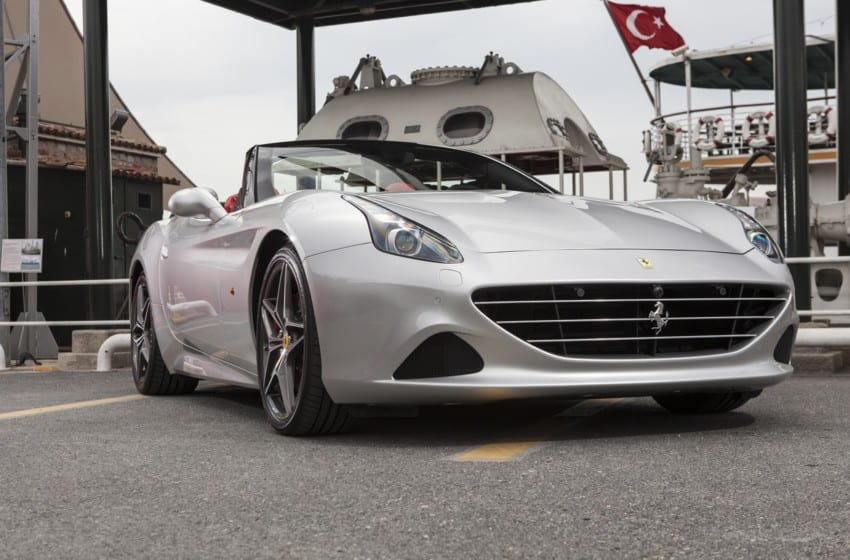 Ferrari California T Türkiye'de