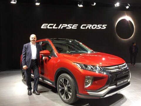 Eclipse Cross tanıtıldı