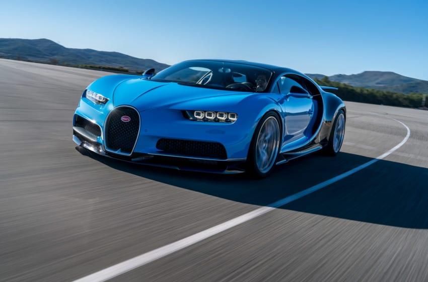 Bugatti Chiron: En en en!