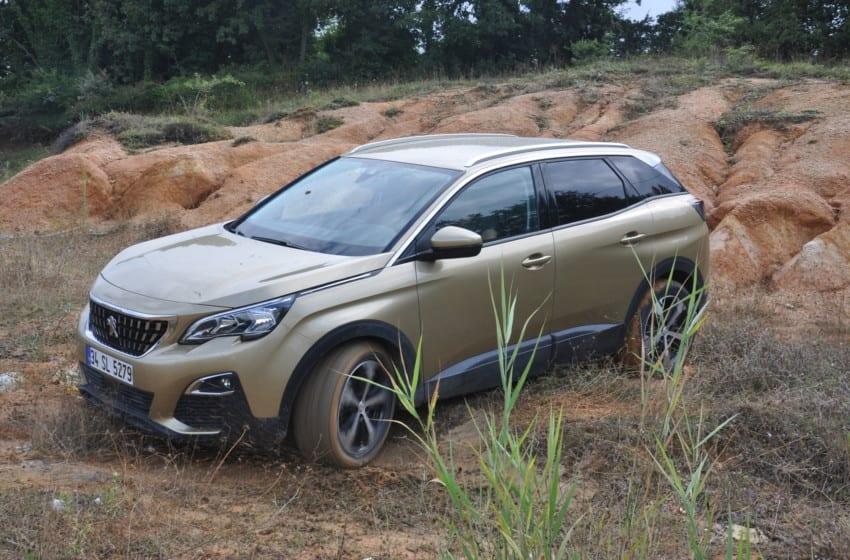 Peugeot 3008 Active 1.6 BlueHDi