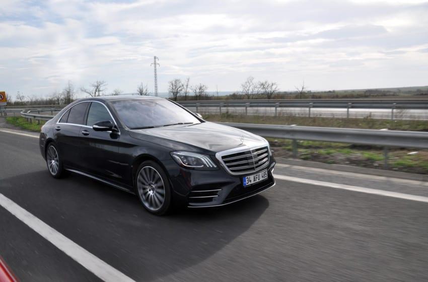 Mercedes-Benz S400d 4MATIC AMG