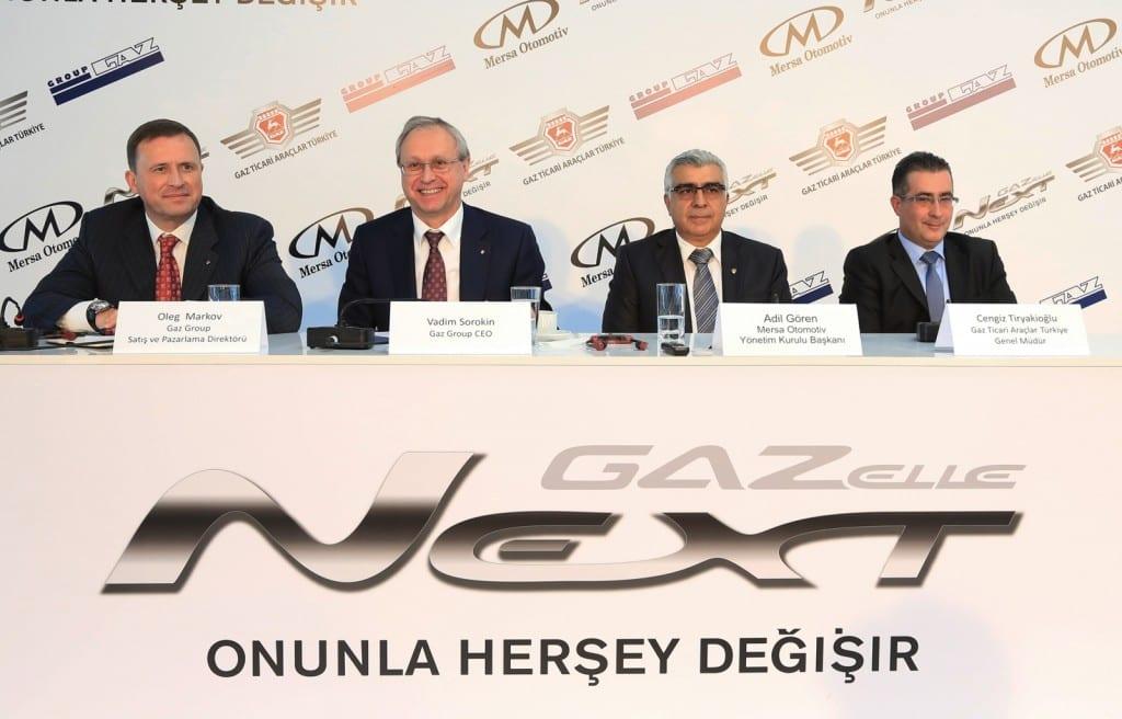 Gazelle Next Türkiye Prömiyeri www.e-motoring.com