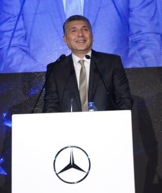 Otomarsan'dan Mercedes-Benz Türk'e 50 benzersiz yıl