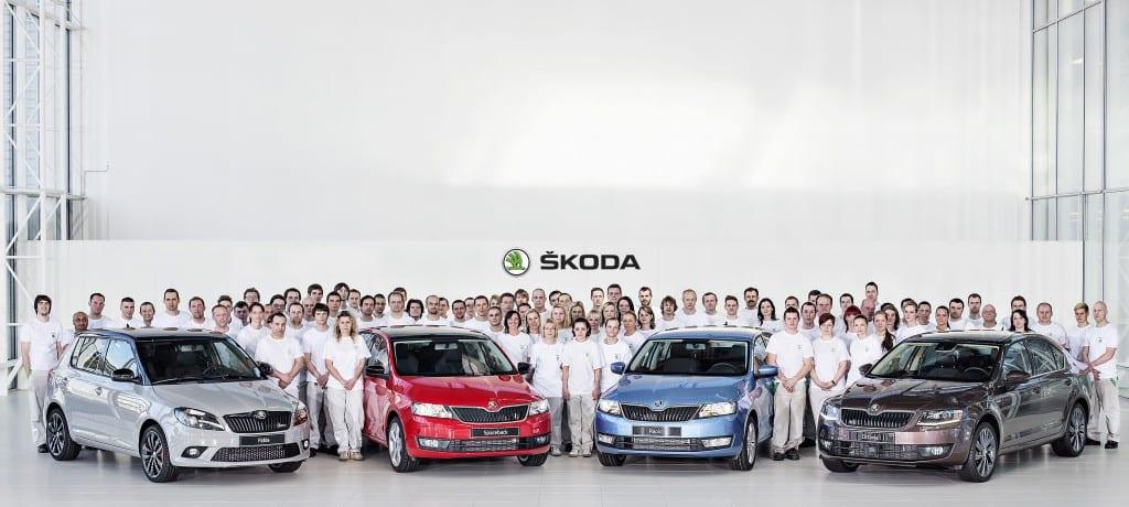 11 milyon araç - Mlada Boleslav