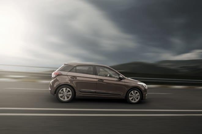 Hyundai i20 www.e-motoring.com