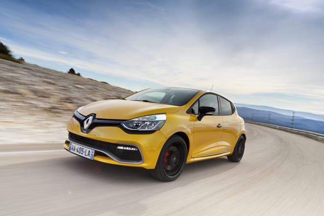 Renault Clio RS www.e-motoring.com