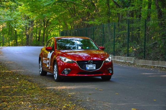 Mazda3 1.5 SkyActive Power